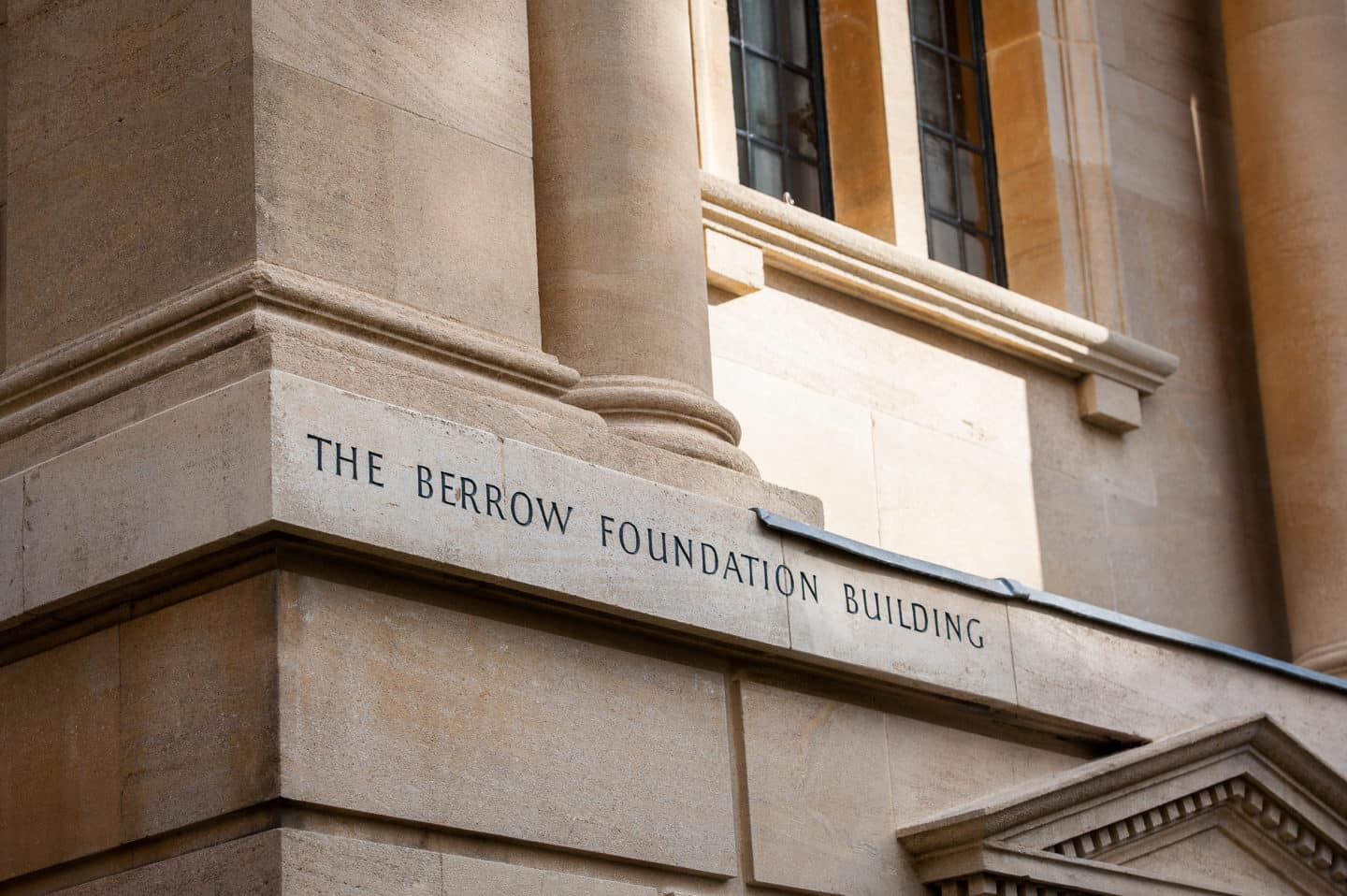 Berrow Foundation Building
